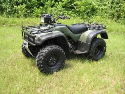 1998 Honda 475 S Foreman - Omni Recovery ATV