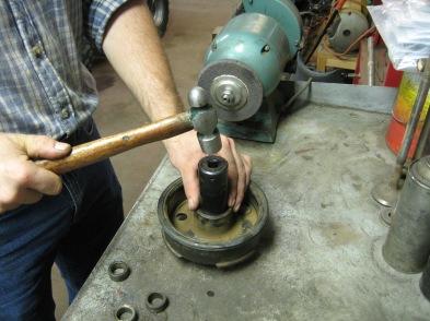 Reinstalling the Bearing