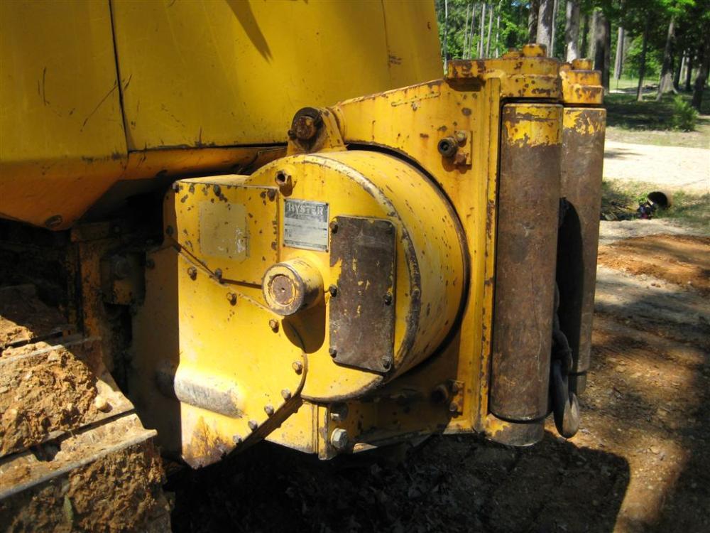 John Deere 850B Long-Track Dozer  (4/4)