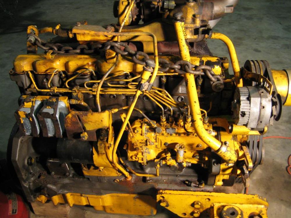 John Deere 850B Long-Track Dozer  (3/4)