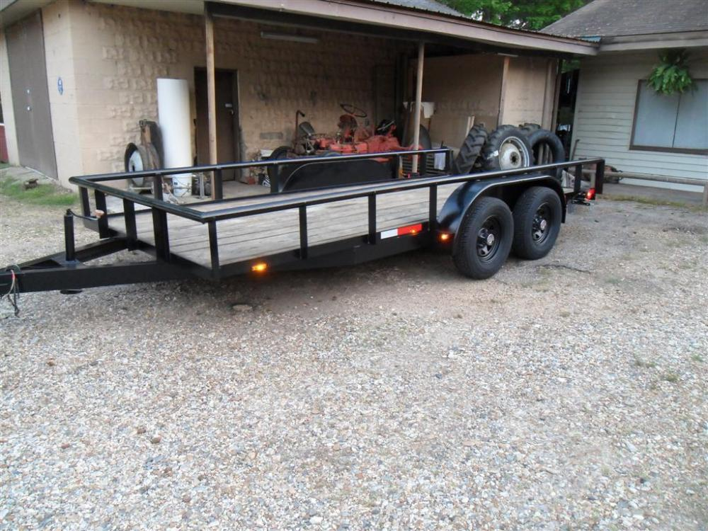 16 ft Utility Trailer - Part 2 (5/6)