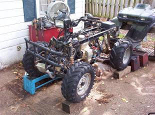 Honda Foreman Hard To Start