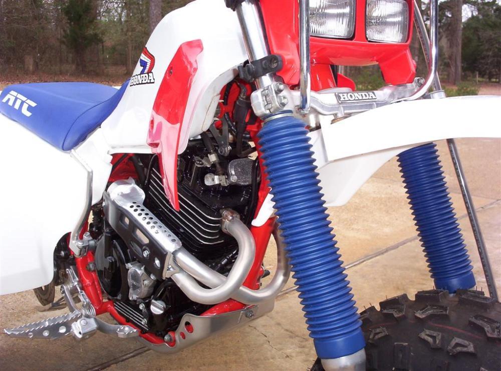1986 Honda ATC350X Show Trike (4/6)