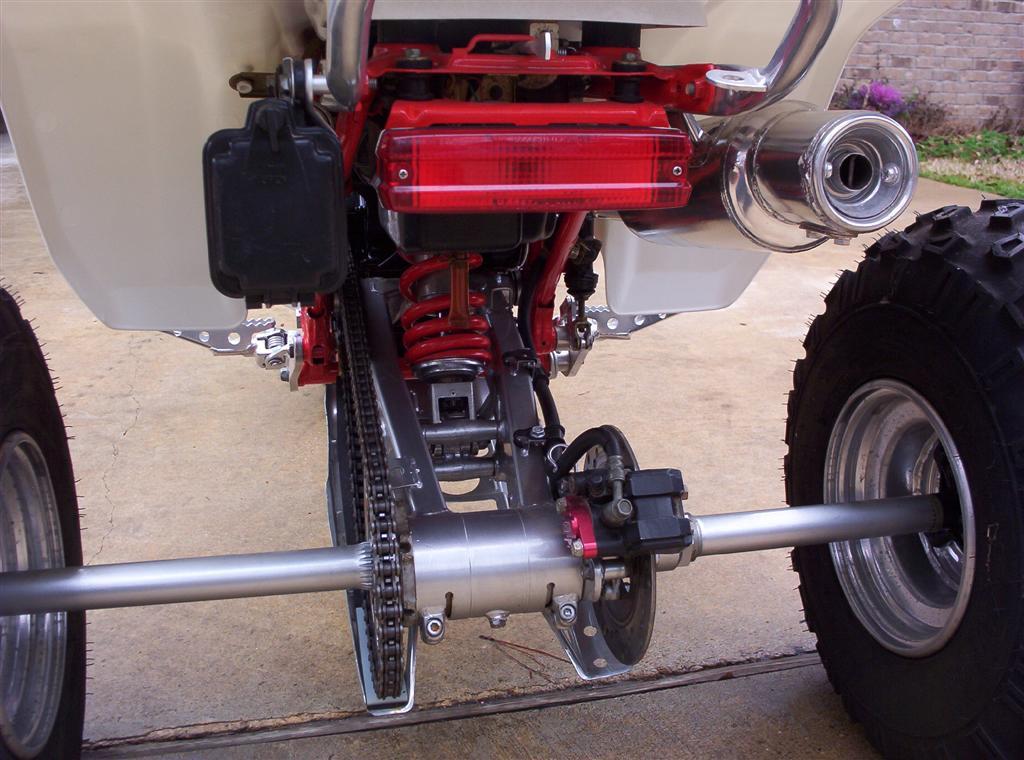 1986 Honda ATC350X Show Trike   Nicholas Fluhart