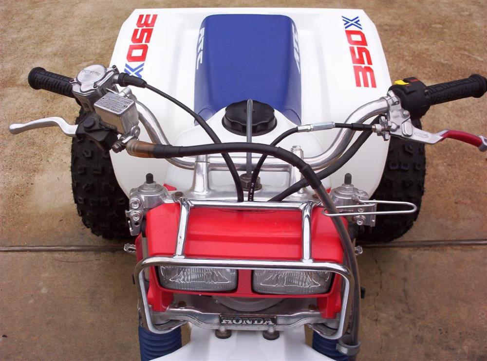 1986 Honda ATC350X Show Trike (5/6)