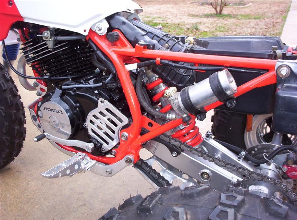 1986 Honda ATC350X Show Trike (3/6)