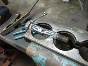 Welded Bolt