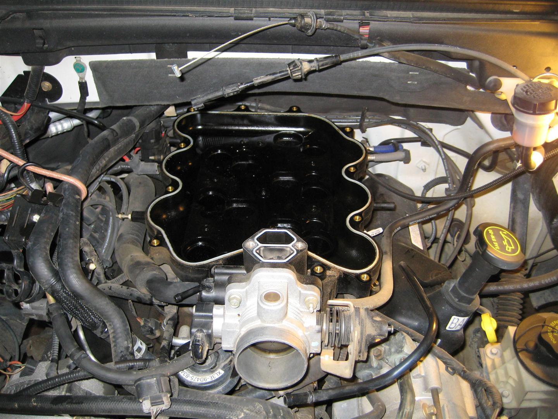 Image Result For Ford F Intake Manifold Leak
