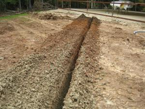 Trenching Through Clay