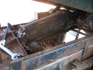 Hydraulic Dump Cylinder