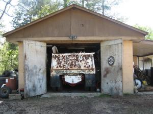 Dump Truck In Shop 2