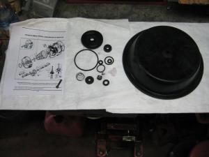 Booster Rebuild Kit