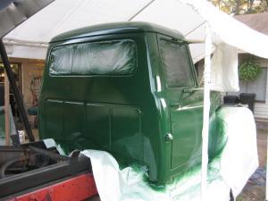 Green Rear
