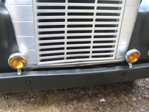 Unity Fog Lights on Loadstar
